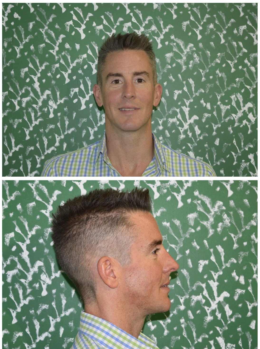- Short & Sharp - is a quick and easyhair style to maintain.