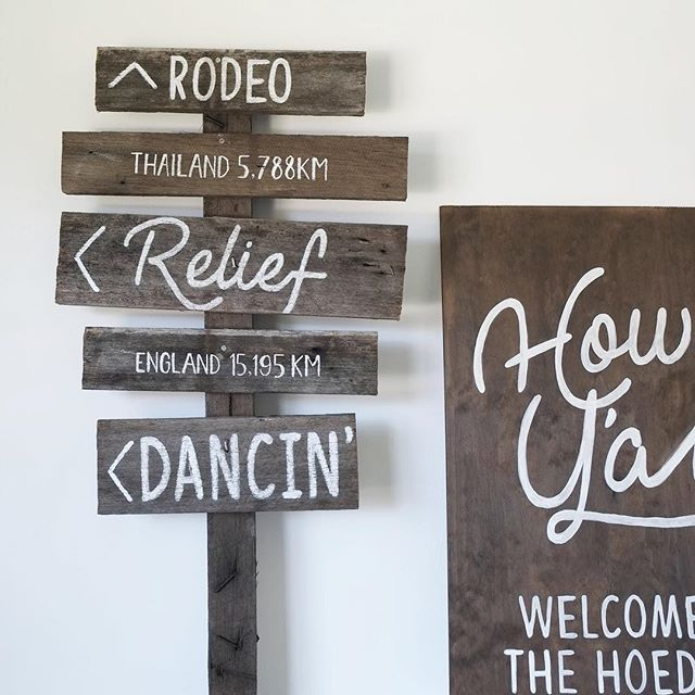 Happy Friday folks! 🤟😚 Here's a little flash back to Kurt & Charlie's rustic #hoedown signage made with love, by me 💕 . Do you have anything exciting planned for this weekend? Tell me in the comments below 👇 Ps it's my birthday tomorrow 🥳 My plans consist of overeating, cocktails and generally being awesome 😎  Xx . . . . . . . . . . . . . . .⠀ #girlbossesau #girlboss #communityovercompetition #bossbabe #femaleboss #girltribe #fempire #womenwhowork #theleaguewomen #femaleentrepreneur #womeninbiz #startuplife #dreambigger #shesaidyes #ido #instawedding #bridetobe #gettingmarried #weddinginspo #weddinginspiration #weddingideas #weddingstyle #weddingdetails #weddingplanning #sydneyweddingstylist #rusticweddingdecor #weddingsign #weddingsigns