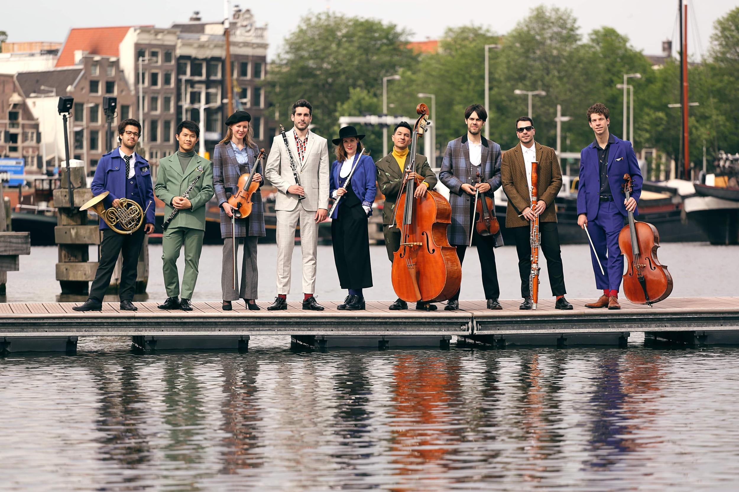 Intercontinental Ensemble Amsterdam