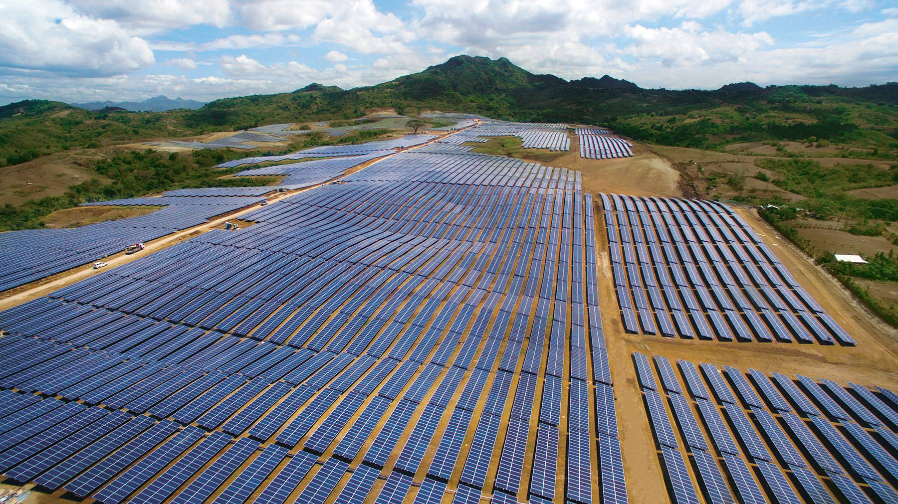 Calatagan Solar Plant