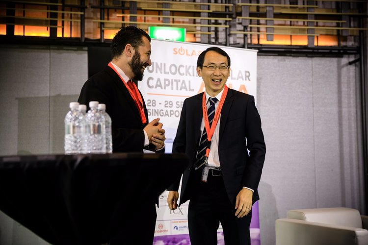 2017 Edition — Unlocking Solar Capital: Asia & Financial Summit