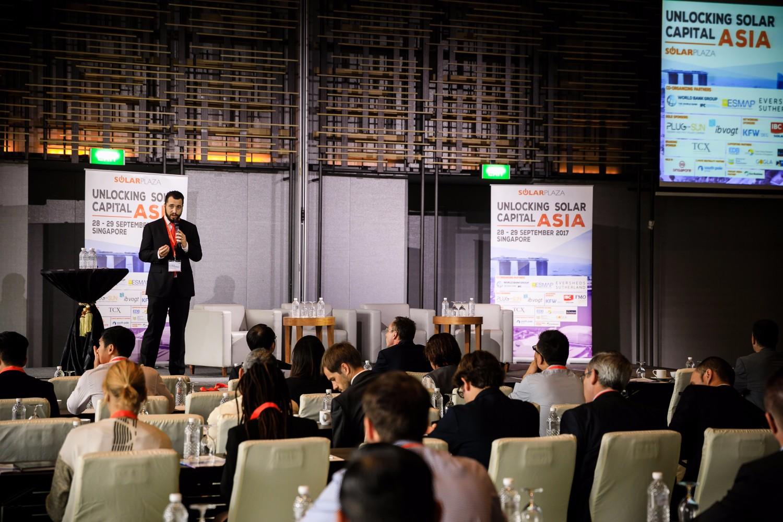 2017 Edition — Unlocking Solar Capital: Asia & Financial Summit