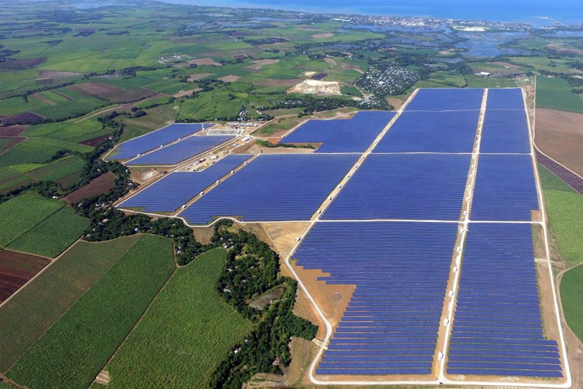 #1: Cadiz Solar Power Plant