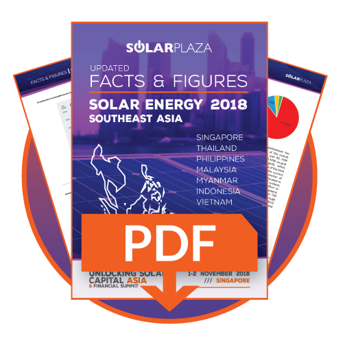 Solar Facts & Figures Southeast Asia 2018