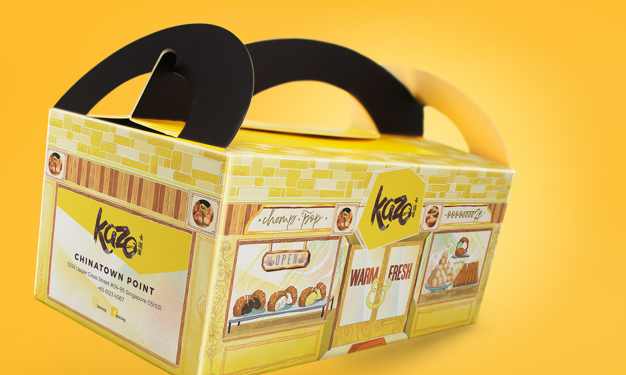 kazo-singapore-puffs-packaging