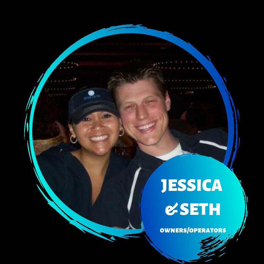 Jessica & Seth  Owners/Operators