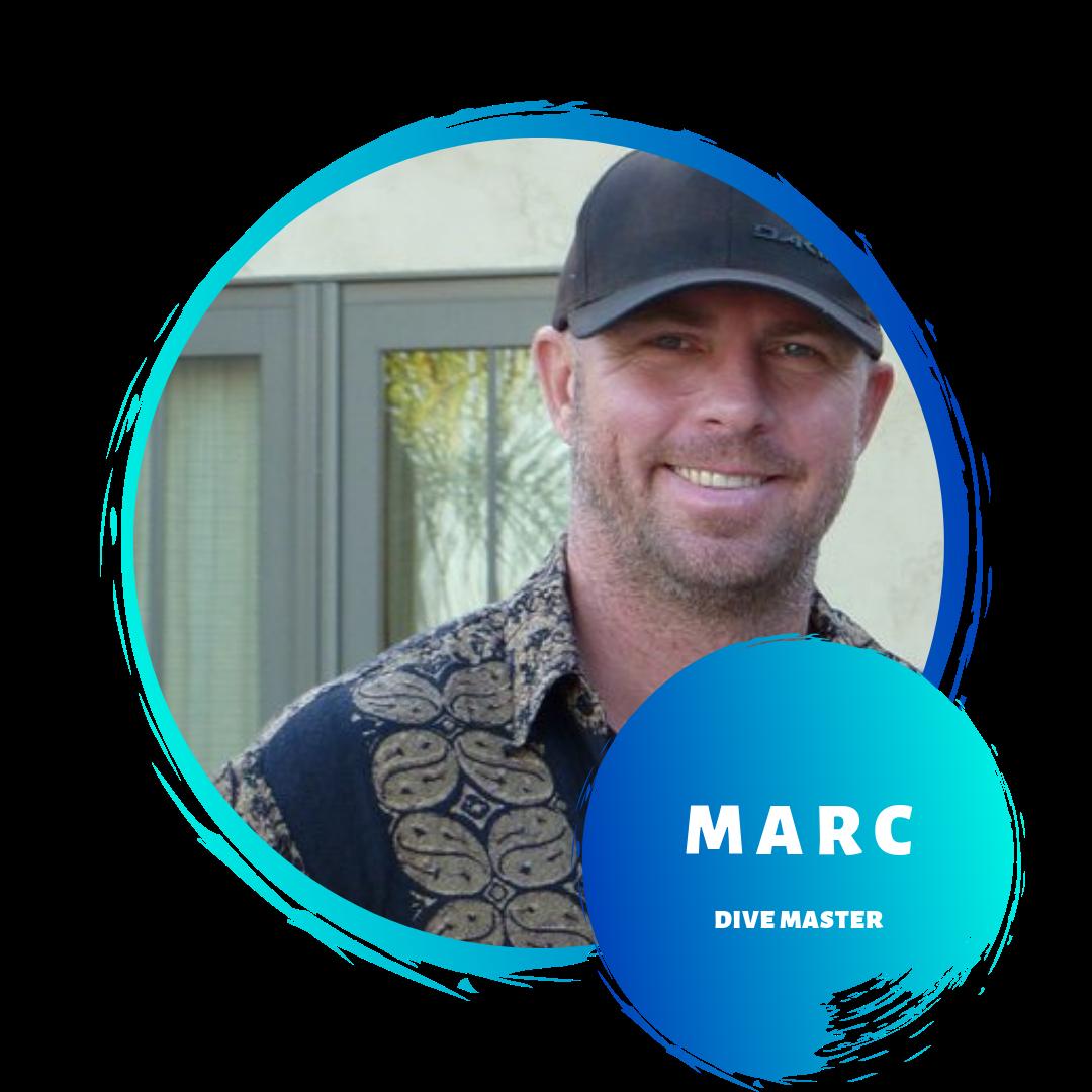 Marc  Dive Master