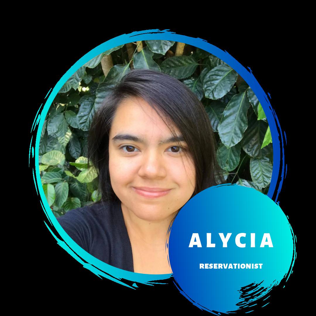 Alycia  Reservationist