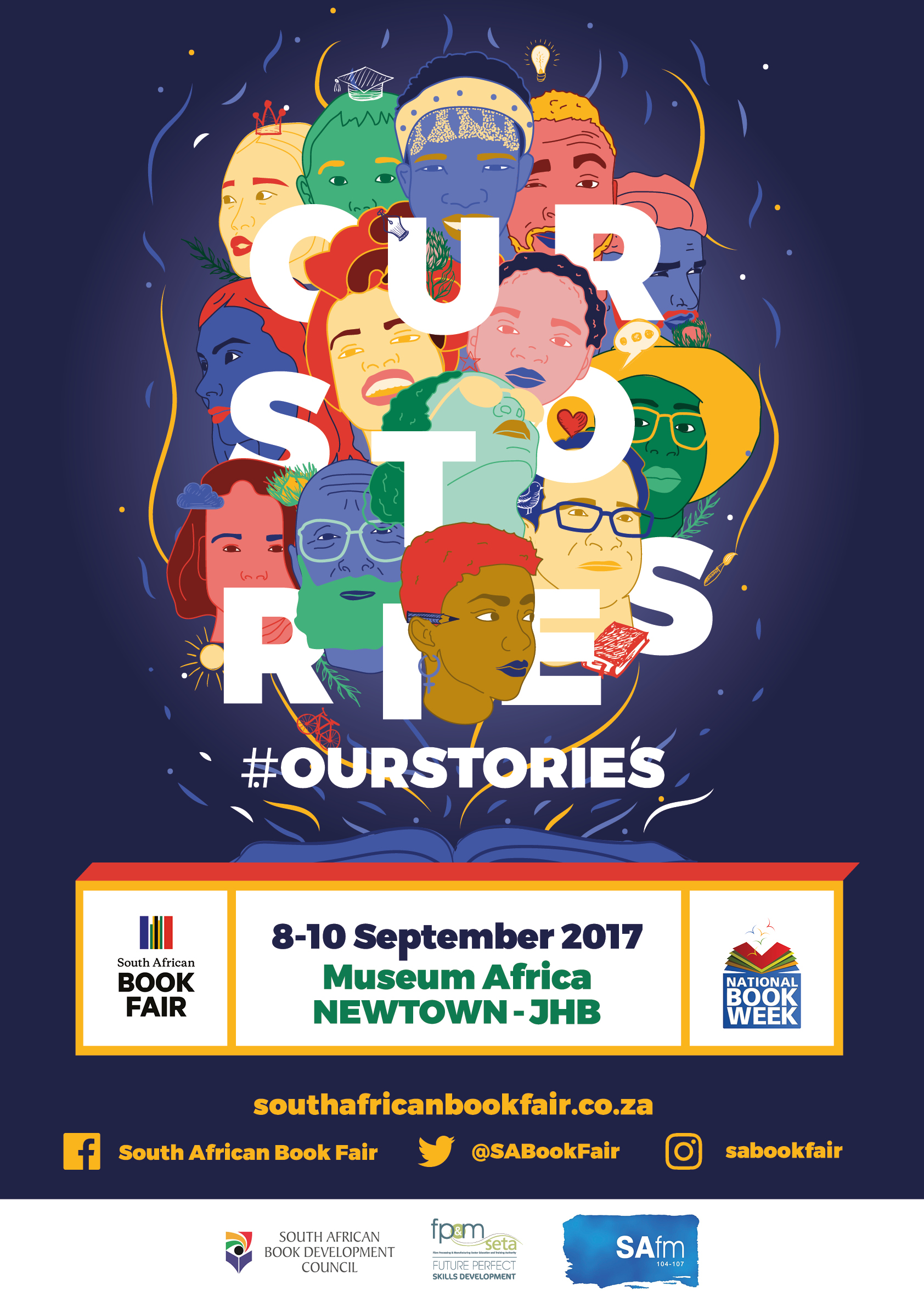 South African Book Fair 2017