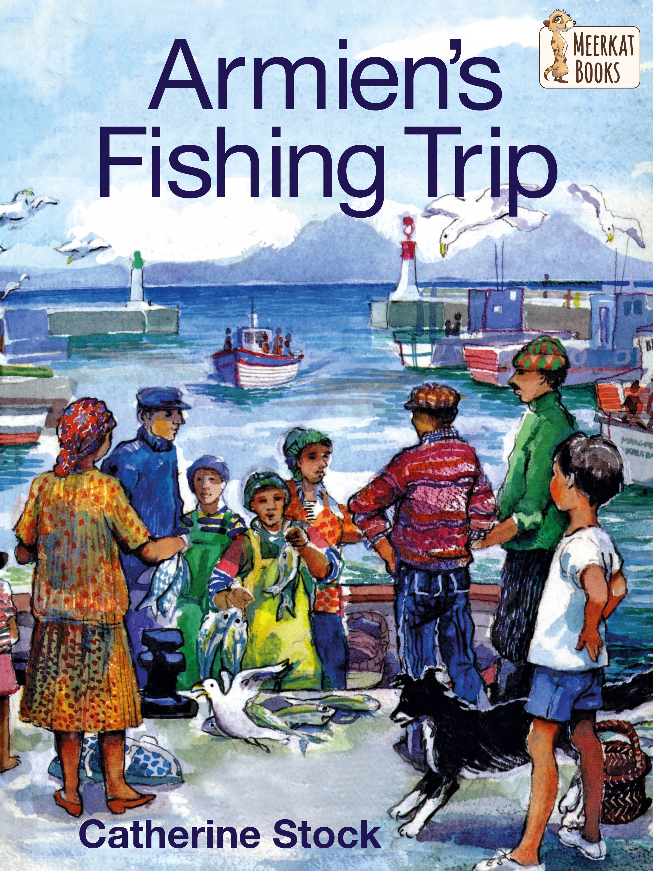 Armien's Fishing Trip - Catherine Stock