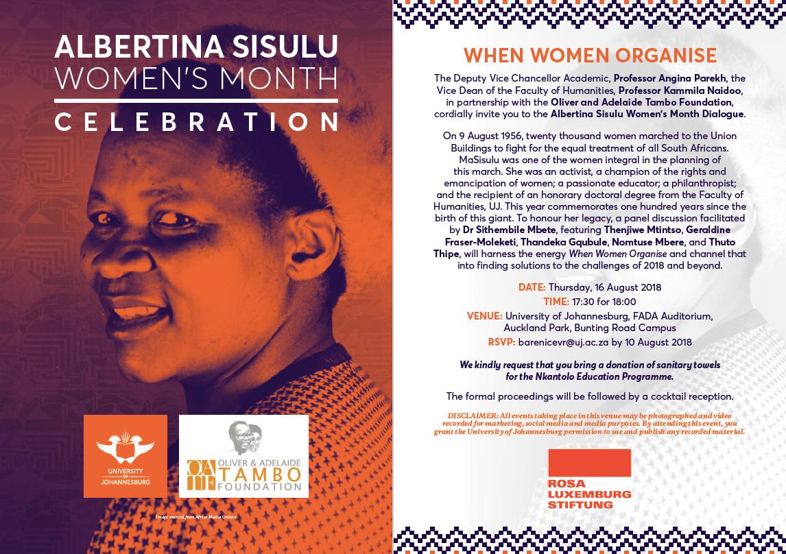 Albertina Sisulu - UJ event.png