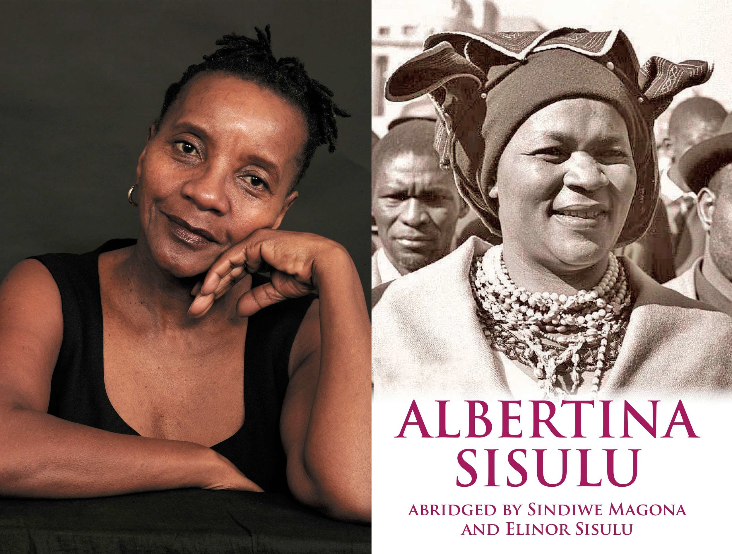 Sindiwe Magona Albertina Sisulu memoir Buy Online New Africa Books