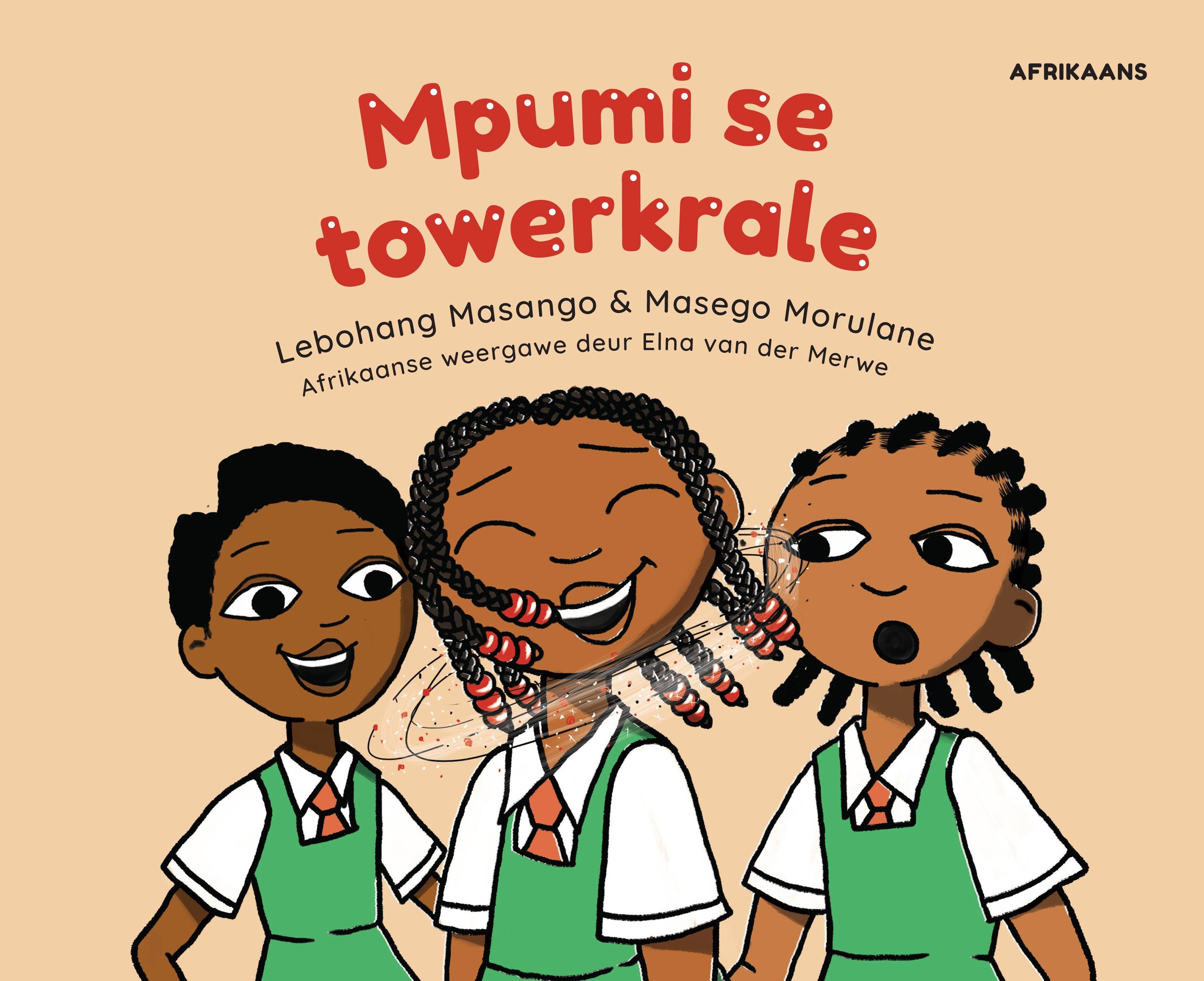 Mpumi's Magic Beads Lebohang Masango Masego Morulane Afrikaans translation BUY ONLINE