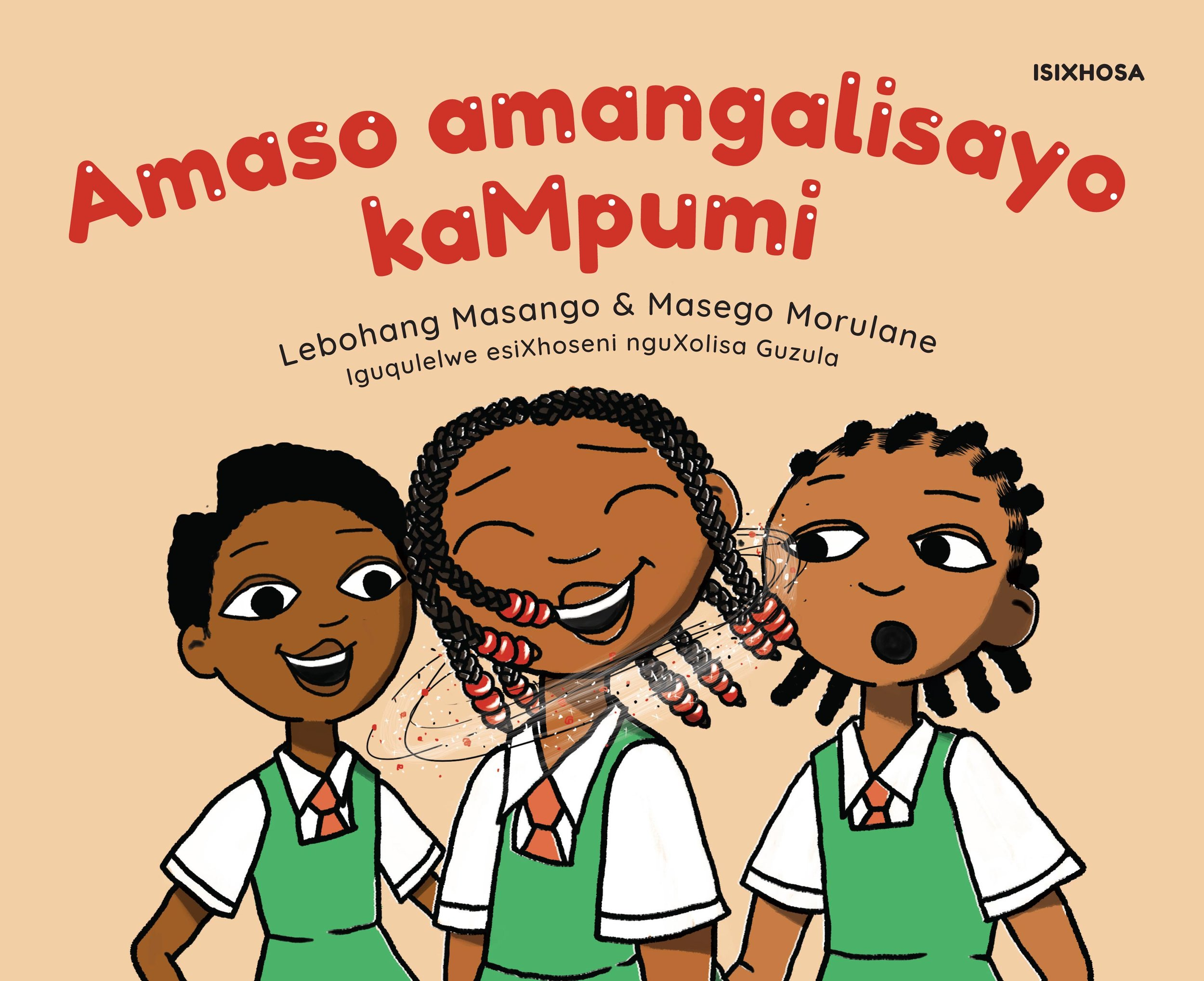 Mpumi's Magic Beads Lebohang Masango Masego Morulane IsiXhosa Xhosa translation BUY ONLINE
