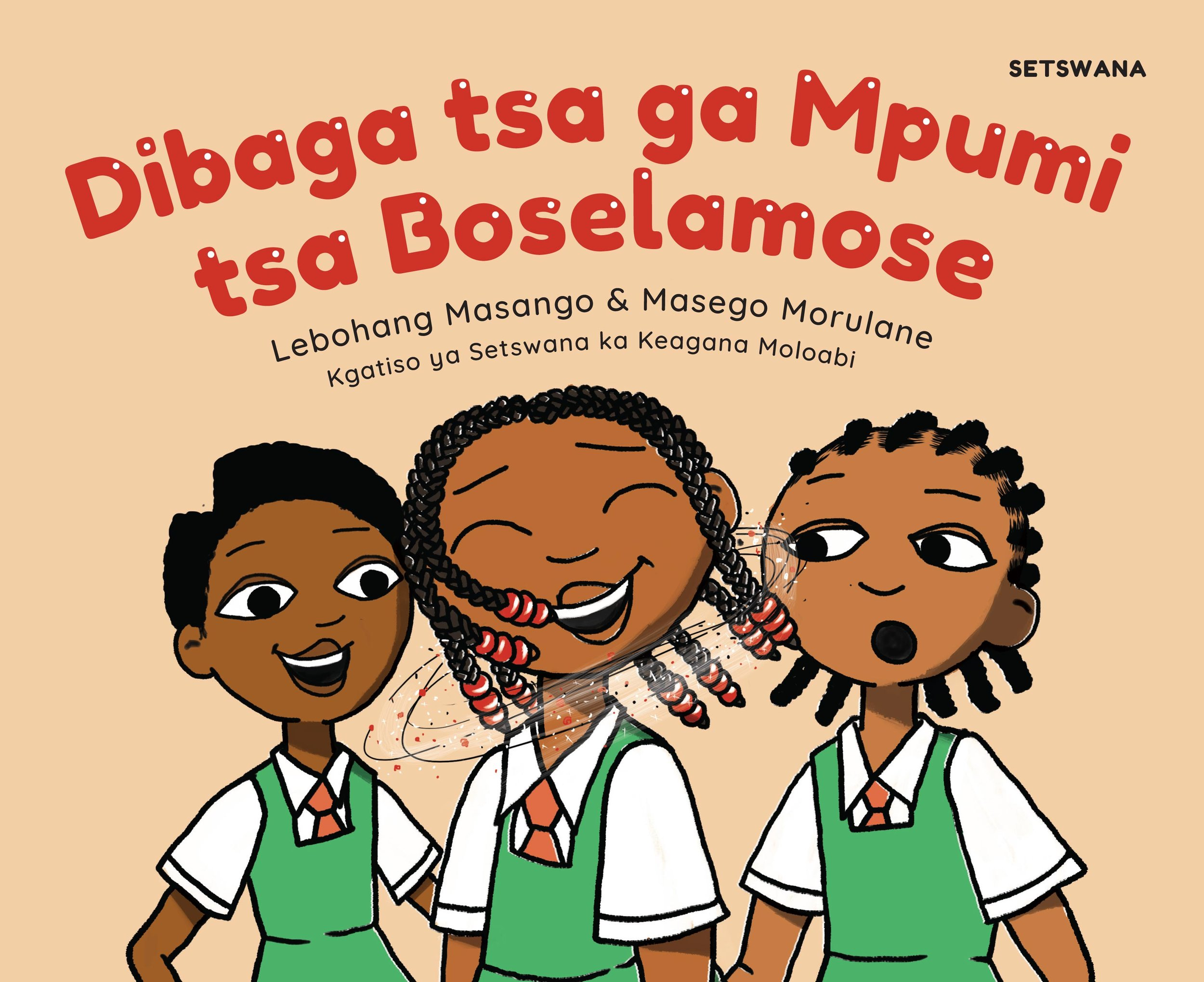 Mpumi's Magic Beads Lebohang Masango Masego Morulane Setswana translation BUY ONLINE