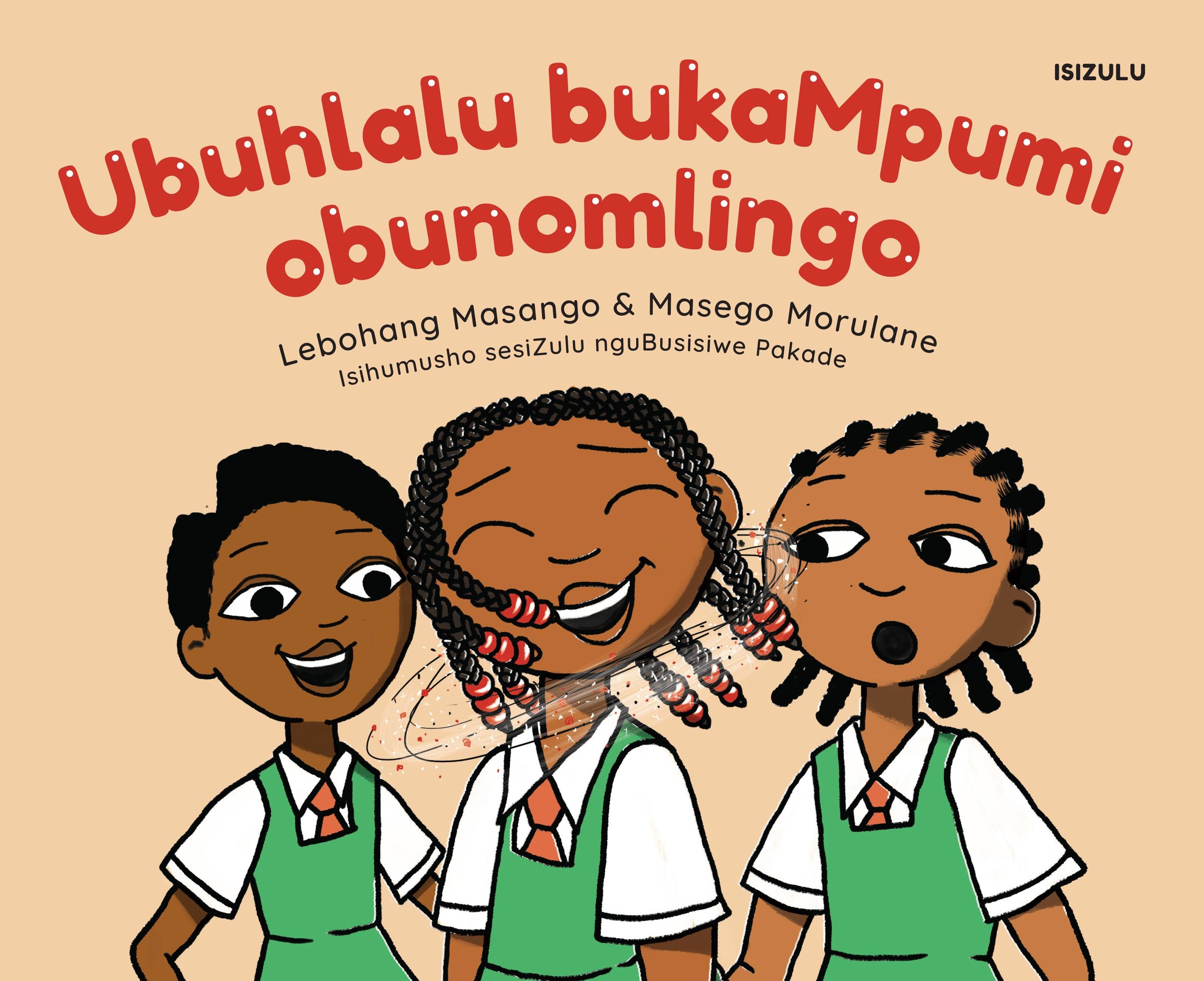 Mpumi's Magic Beads Lebohang Masango Masego Morulane IsiZulu Zulu translation BUY ONLINE