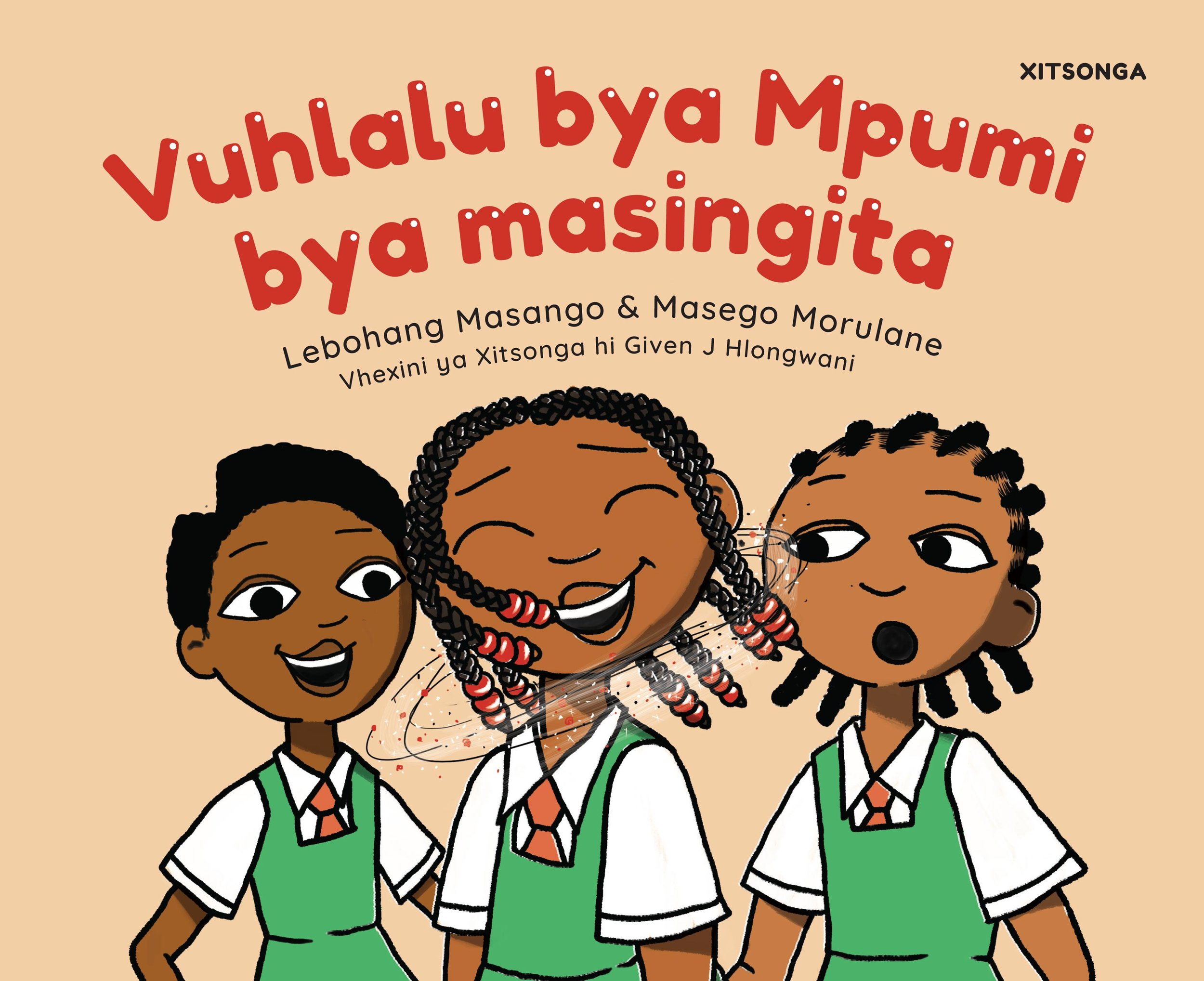 Mpumi's Magic Beads Lebohang Masango Masego Morulane Xitsonga translation BUY ONLINE