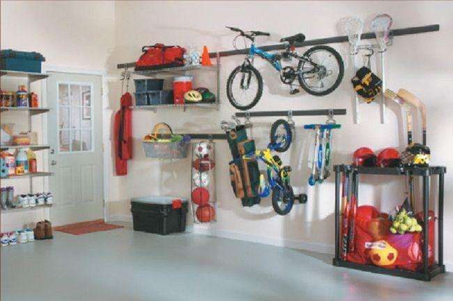 Sports equipment, bikes, toys, hobbys
