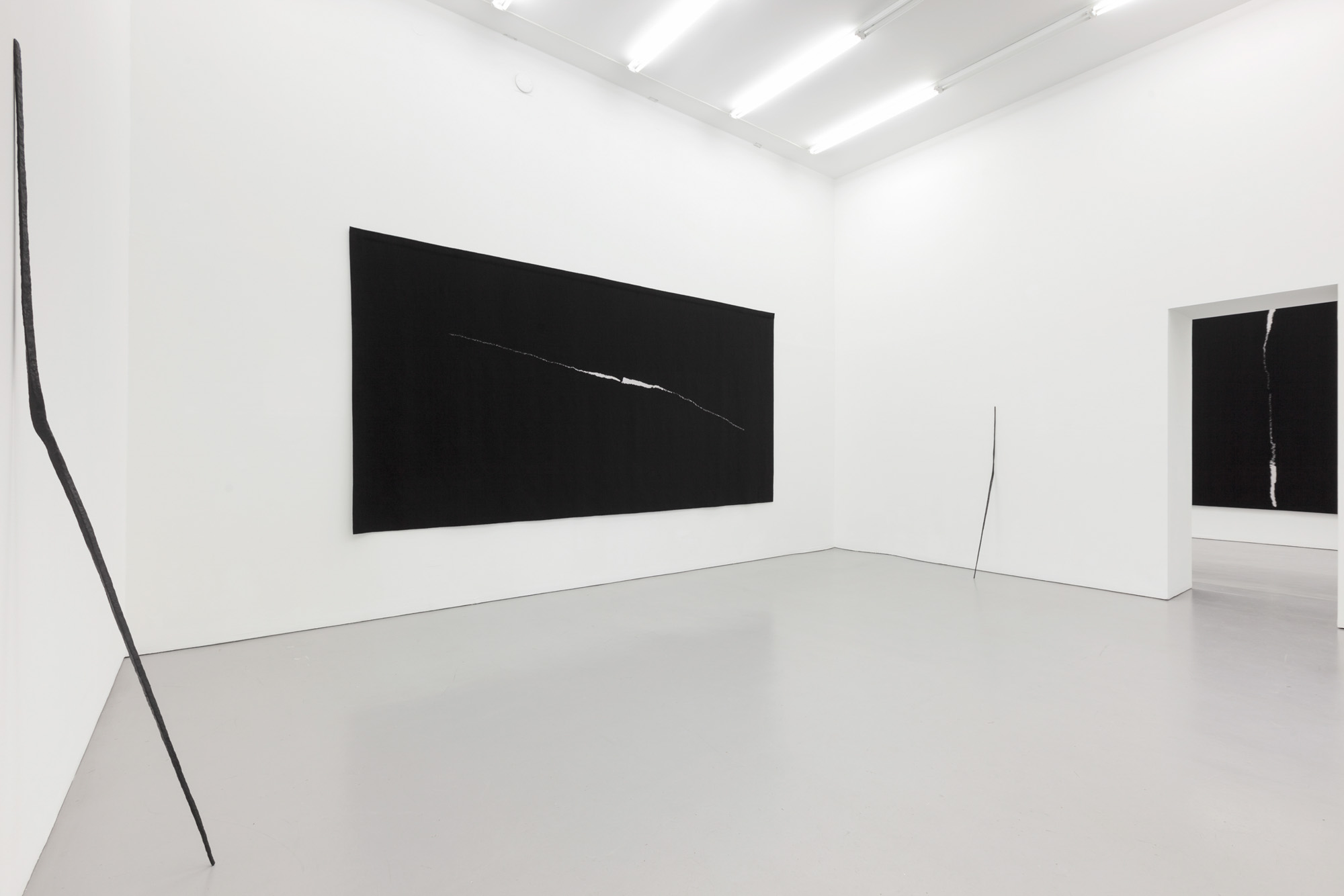 Installation view, JAN GROTH, Selected works 1990-2012, Galleri Riis, Stockholm 2012