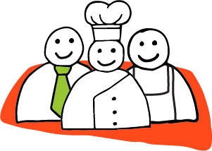 Are you a restaurant or business owner?To learn more and see pricing  click here. Fill out the form below to schedule a consultation.