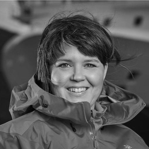 Marit Finnanger  - Konserndirektør Personal og Organisasjonsutvikling Hurtigruten