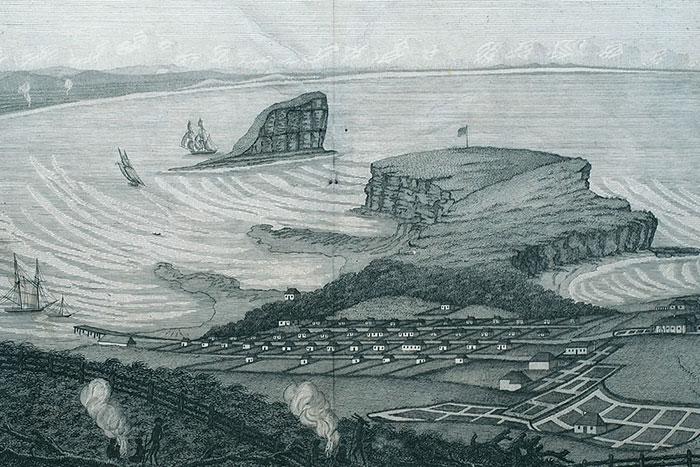 Newcastle 1812
