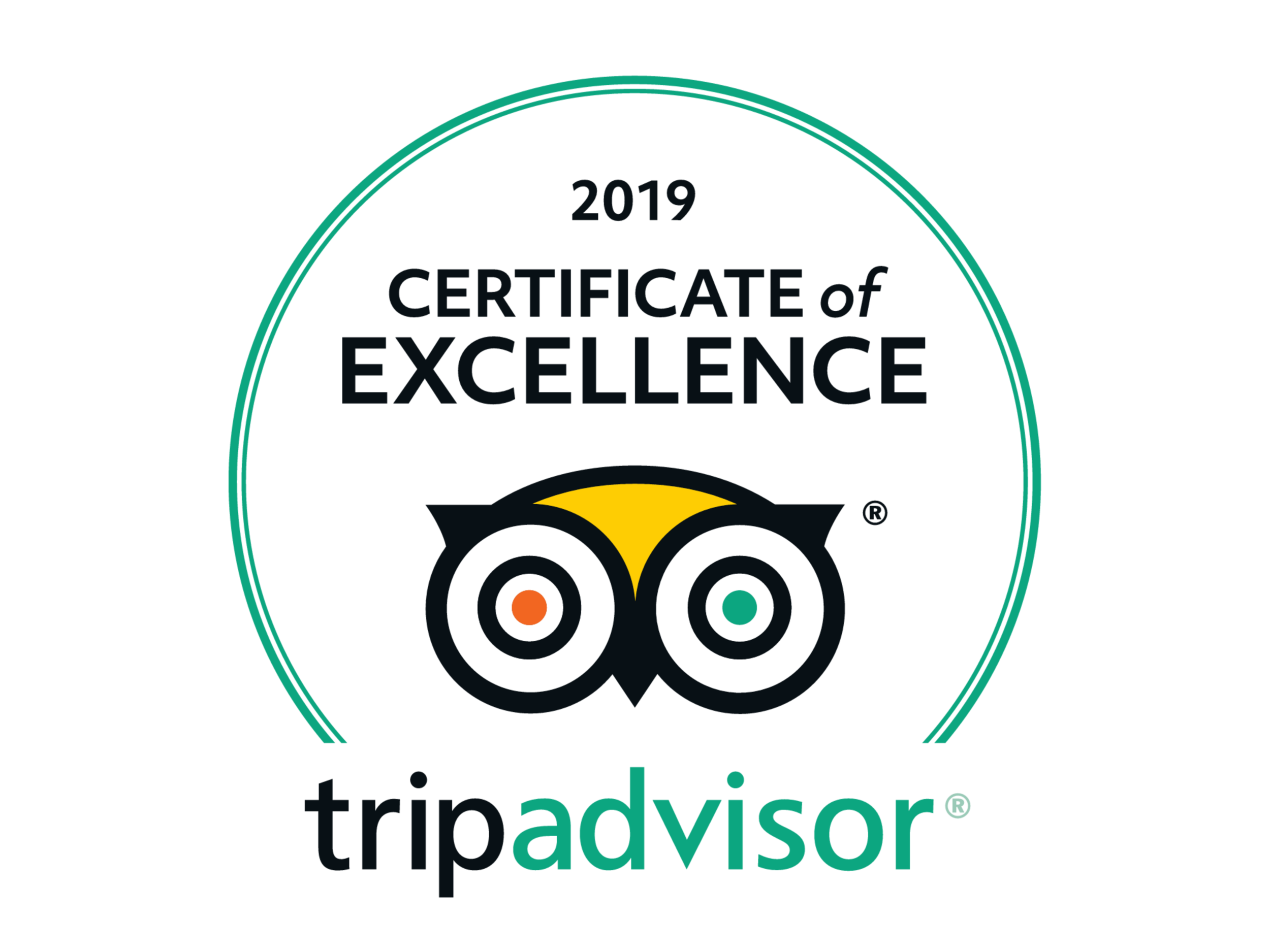 TripAdviser 2019 Certificate of Excellence.png