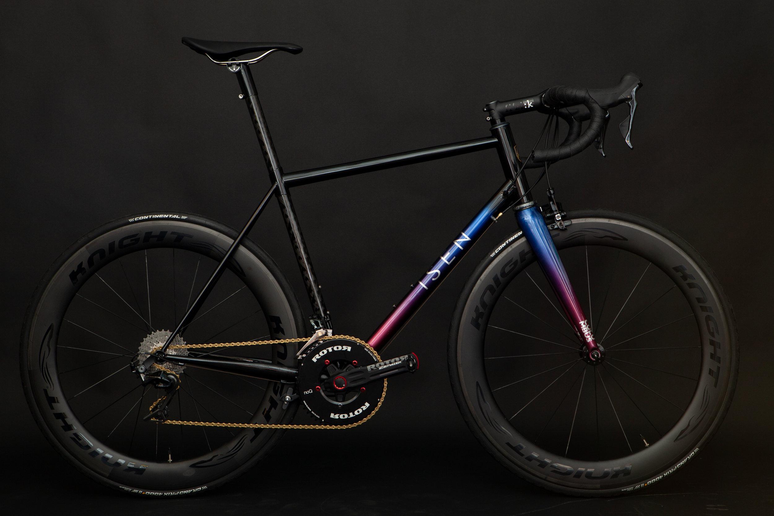 Bikes and Frames - order complete bikes or framesets here