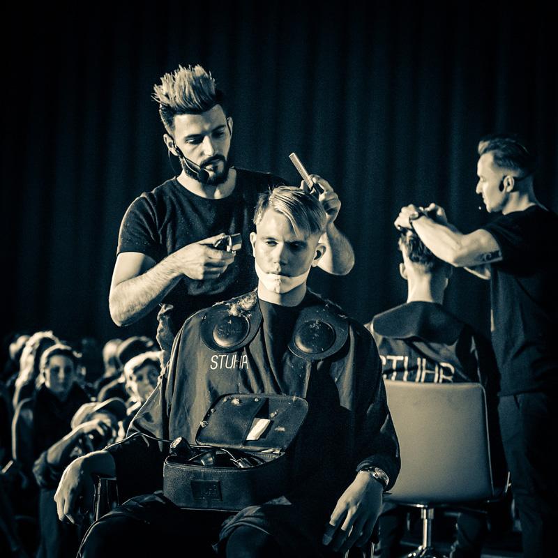 A NEW BEGINNING - Fra Egen salon i damaskus til STUHR show i københavn