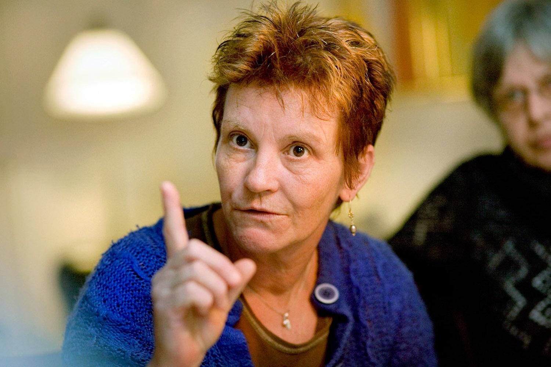 Gitte Jørgensen og de andre kvinder fra Vognhjulet fik aldrig hjælp af Arbejdstilsynet.