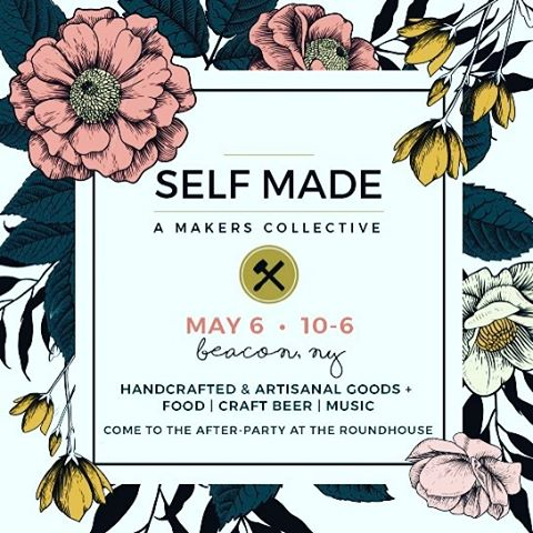 Looking forward to this market coming up first weekend in May. @selfmademakers get you Hudson valley action on  #selfmade #hudsonvalleylife #herbalremedies #herbalSodas #seedtobottle #makersmake #beacon #upstateny