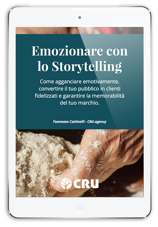 Ebook sullo storytelling per i prodotti agroalimentari