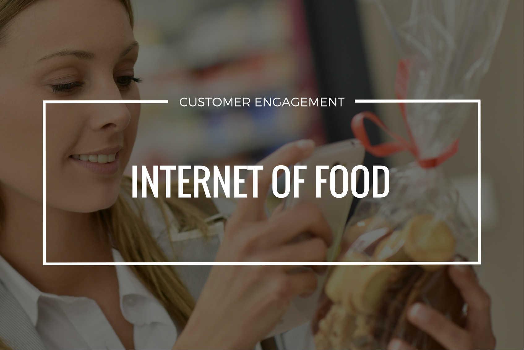 Tracciabilità, Trasparenza, Autenticità:Internet of Food » -