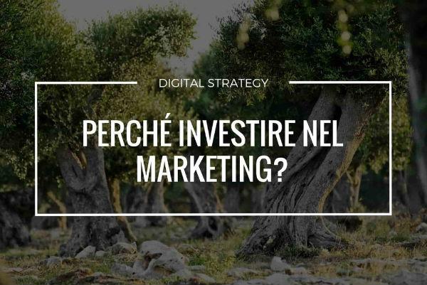 investire nel marketing per aumentare il profitto