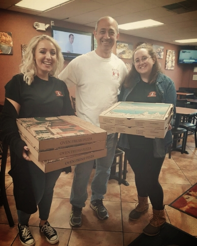 Brother Bruno's Pizza and Bagels as been a supporter of Brave New Radio for many years! Thank you for the wonderful pizzas!