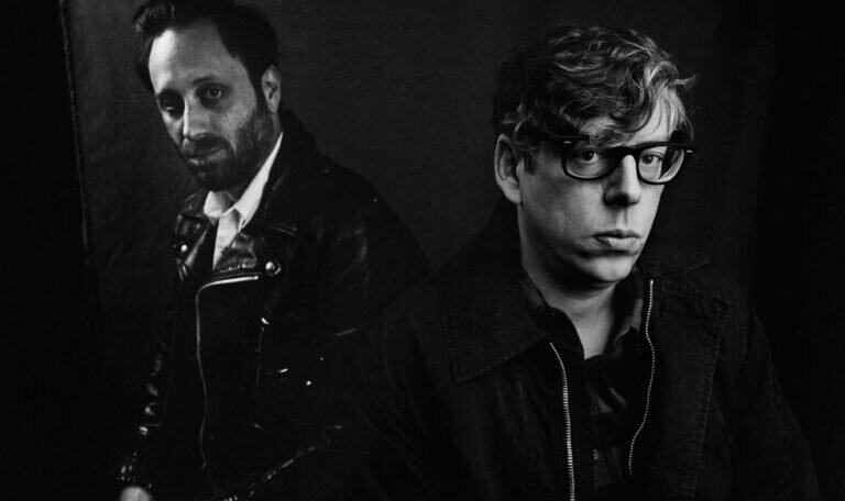 Photo: Dan Auerbach and Pat Carney of The Black Keys,
