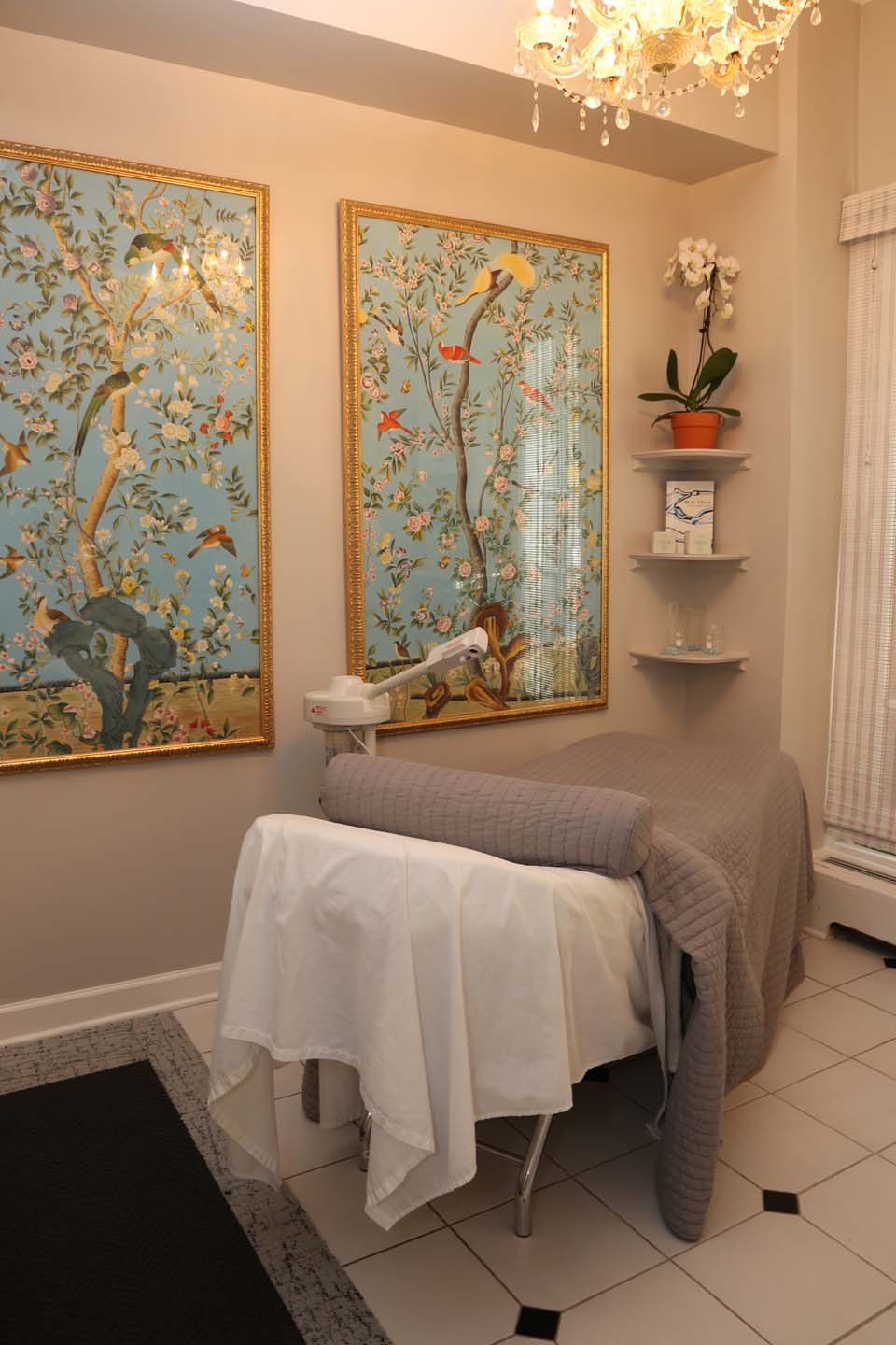 SPA  Whether you are new to waxing and facials, or are a Spa Maven, you'll love our professional, yet welcoming atmosphere. Let us wax, soothe, shape and invigorate your skin.