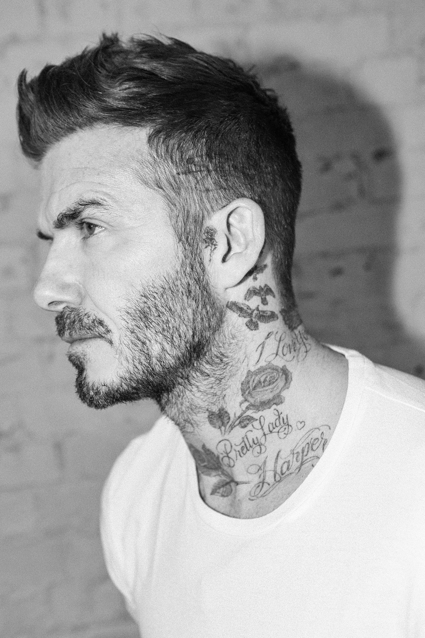 David Beckham - x House 99