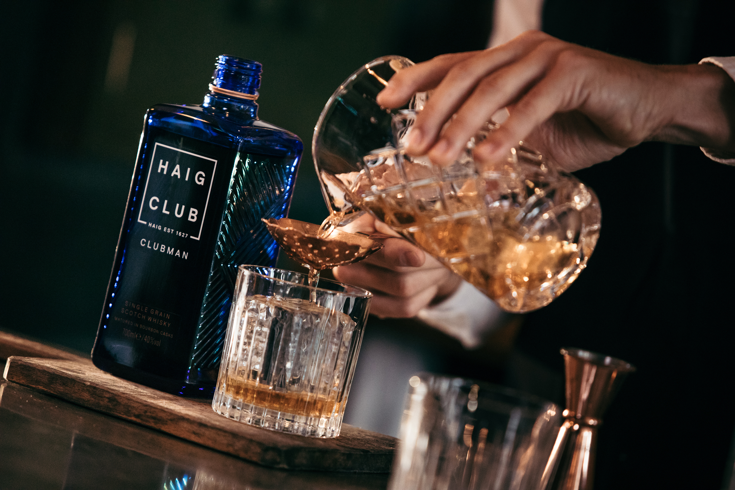 Haig Club - x Father's Day campaign