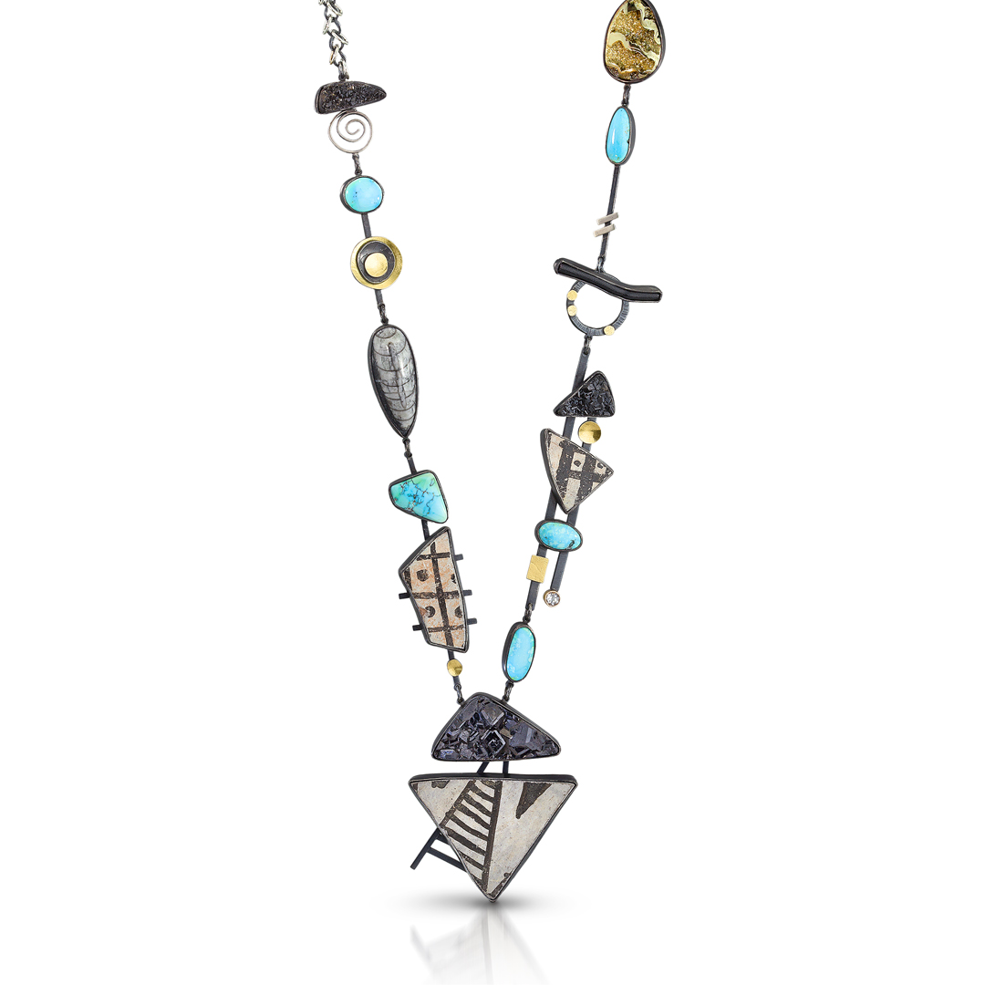 Higher Ground Niche Award Winner - Lynn Harrisberger Jewelry
