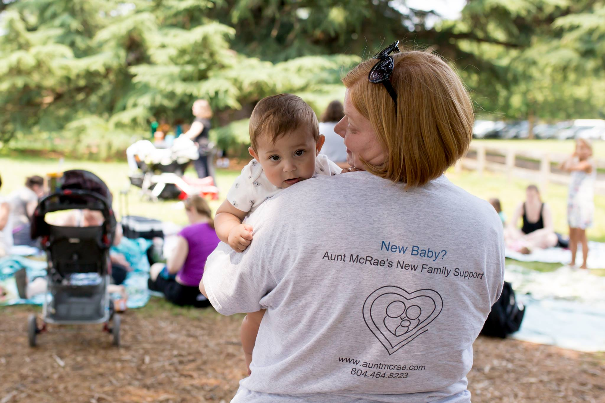 at the celebration for the breastfeeding law passing, taken by  Joy Kraynak, Joyful birth services