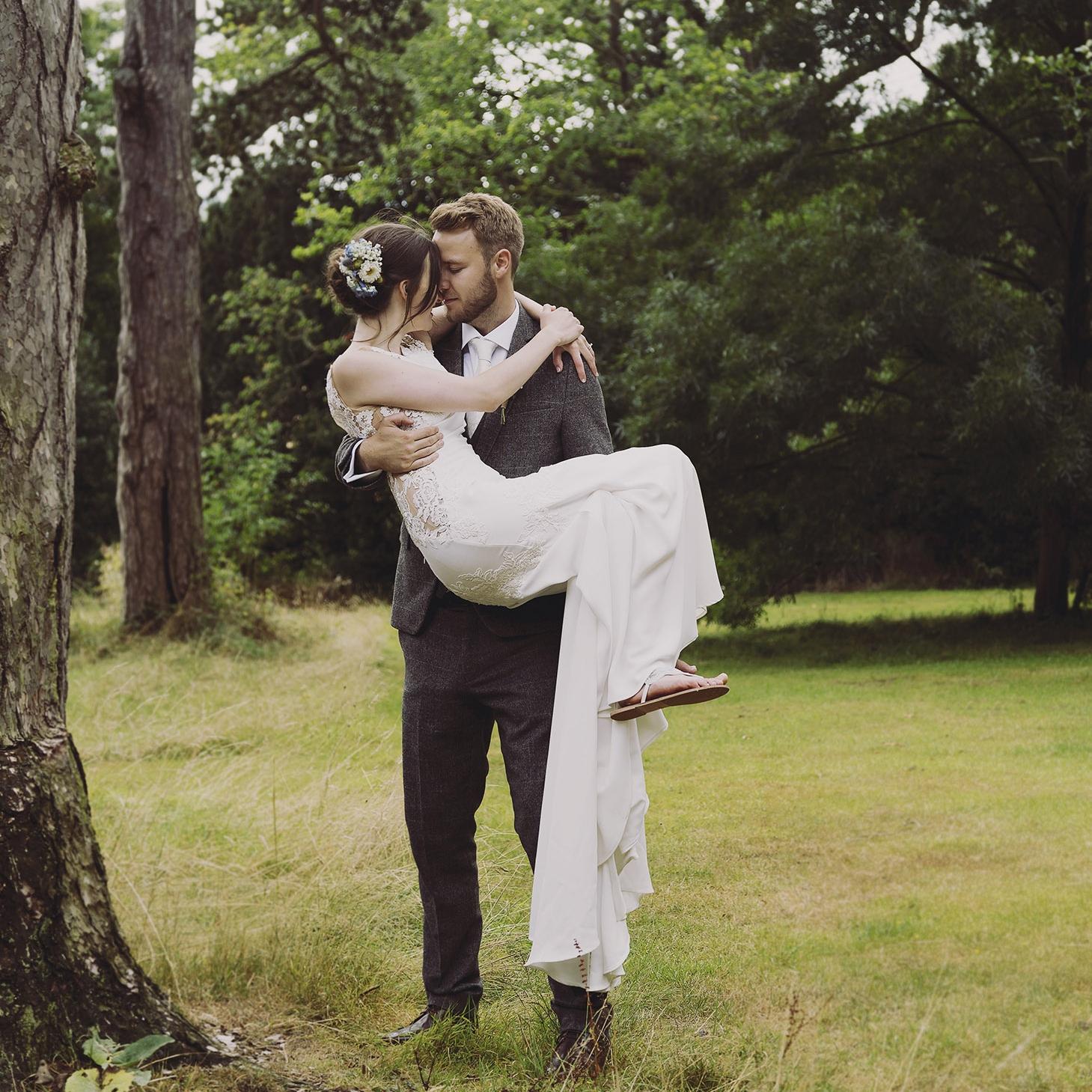 Rachel & George -