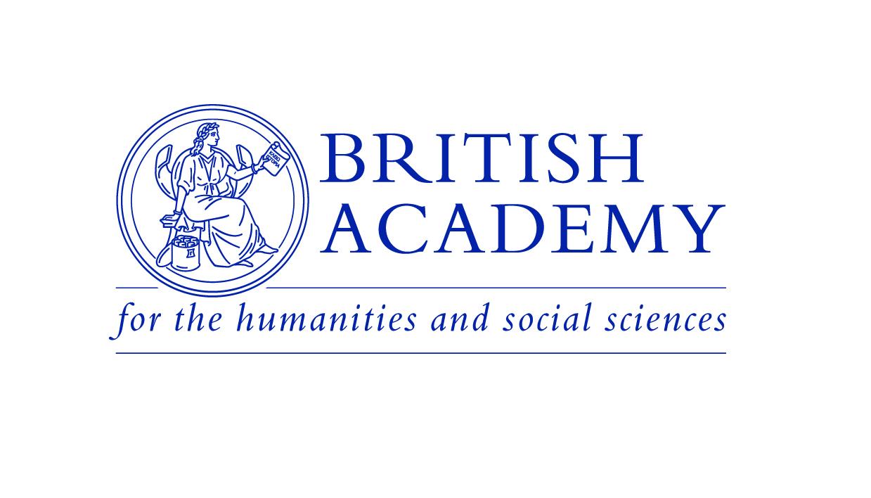 British Academy marketing strapline logo blue on white.jpg
