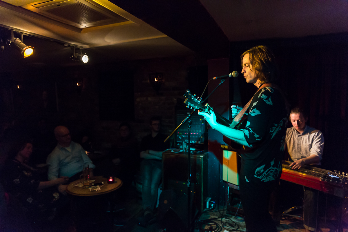 The Green Note, Camden, 2/18