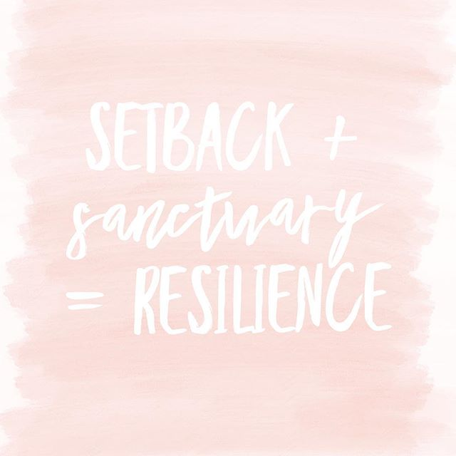 Lately the word setback has been on my mind... suffered some professionally, facing them physically, resenting them emotionally. Today I finally felt well enough to go to my sanctuary @barre3montgomery 🧡. @barre3 is my sanctuary even when I modified everything, straight up sat on my mat and stretched during seat work, and took a very extended water break. It is my sanctuary because in that one hour class my mind cleared and I worked through thoughts vs emotions vs misconceptions. It is my sanctuary because I felt relaxed in my body and therefore more controlled in my mind. The goal of today's long rambling post is two fold: one is a thank you to #barre3 and two is encouraging you when you feel straight up beat down to find your own sanctuary. I feel stronger, I feel optimistic, and discovered resilience today. #igniteinnerbalance #resilience #mindfulness #bempowered