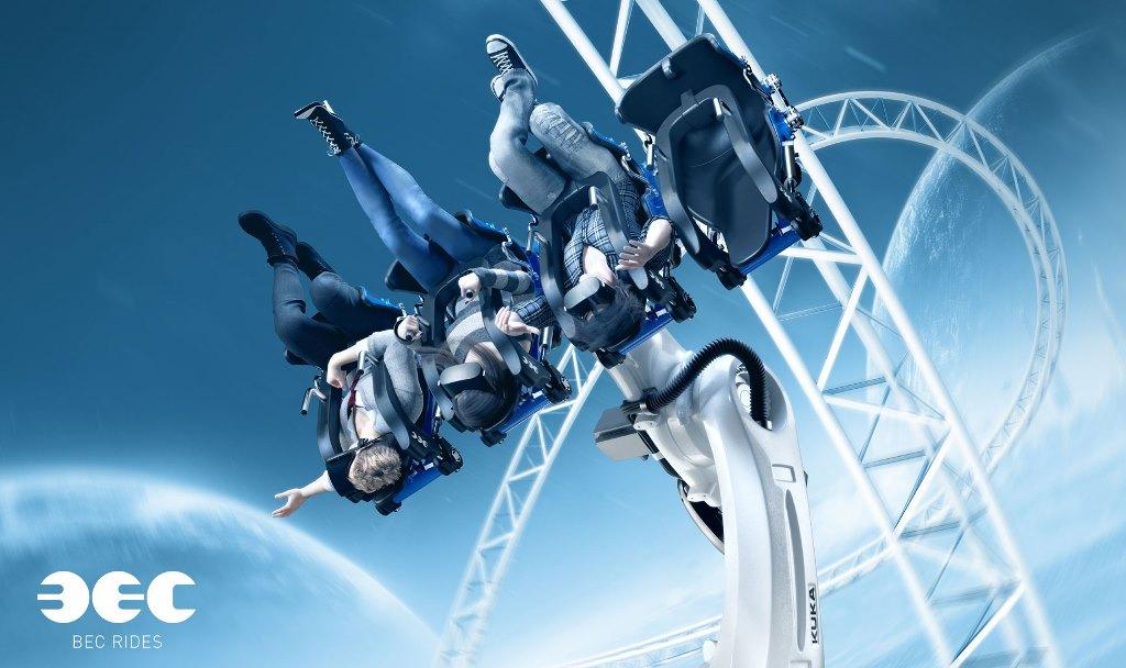 虚拟过山车 - Virtual Roller Coaster