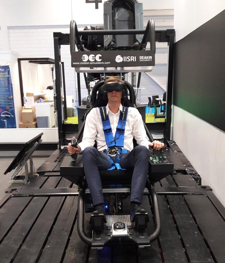 飞行员训练 - VR Pilot Trainer