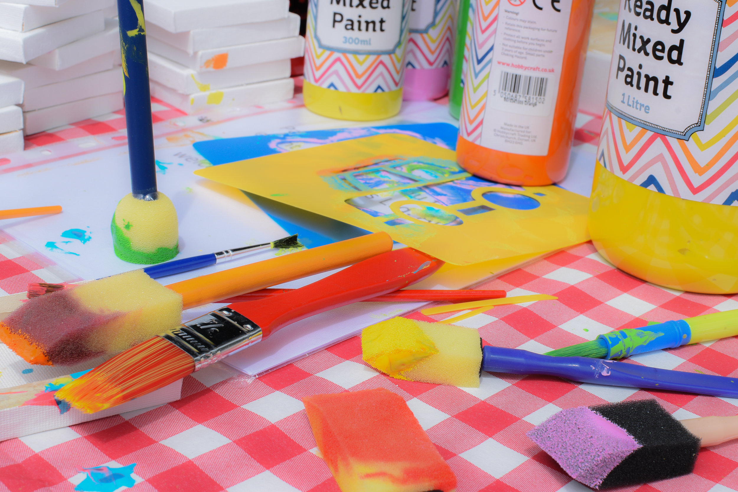 Arts and Crafts for children, sessions run by Susannah Henley susannah_henley_ london@outlook.com   07711518638 -