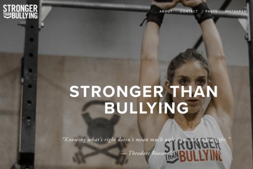 https://www.strongerthanbullying.com