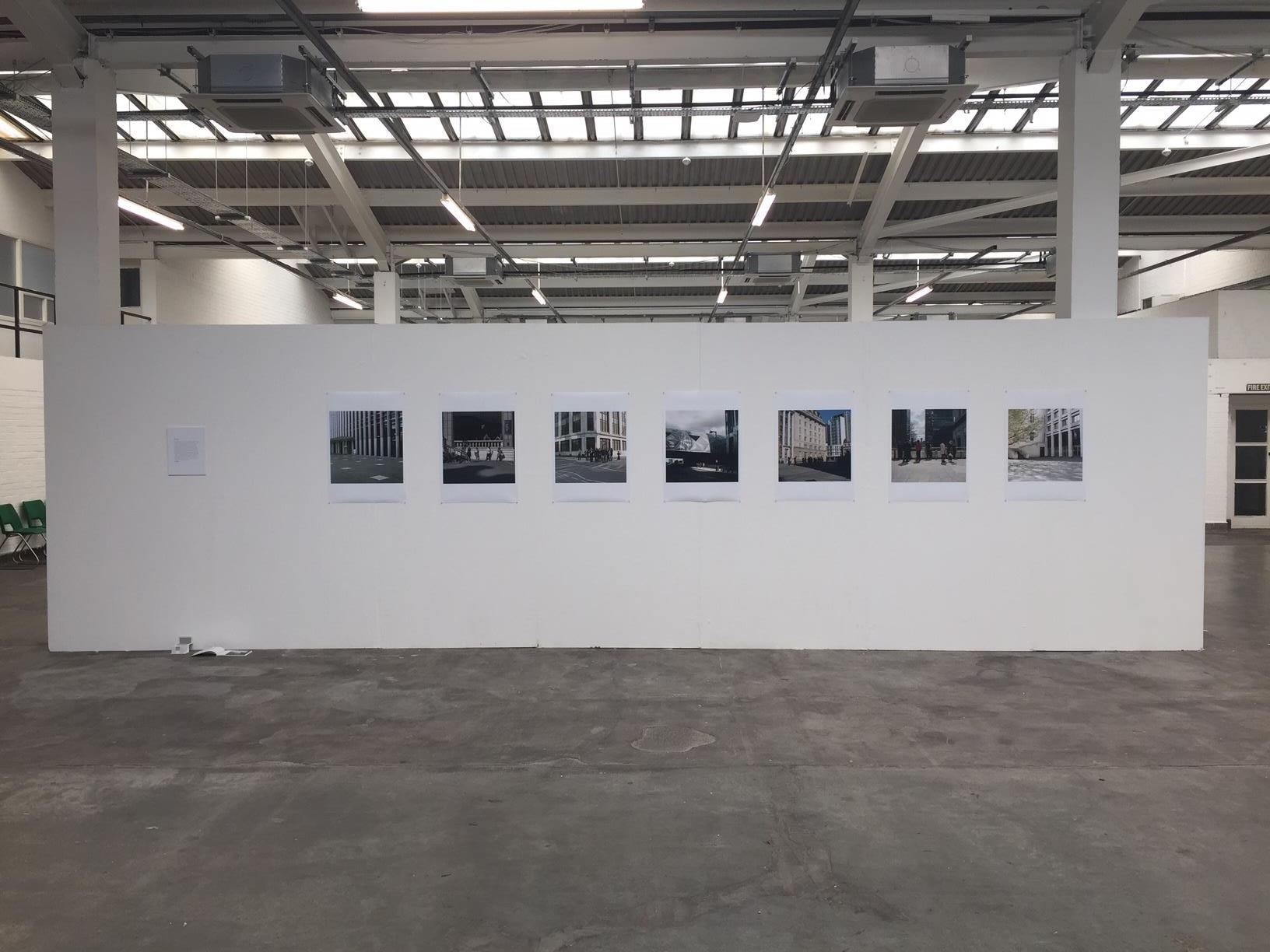 The Stage - All the original prints exhibited at Free Range at The Old Truman Brewery are available for sale. Limited Edition digital C-Type A1 prints (1/6) are also available.